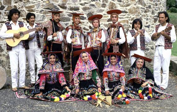instruments de musique au Pérou